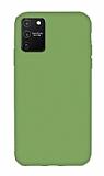 Eiroo Lansman Samsung Galaxy S10 Lite Yeşil Silikon Kılıf