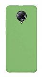 Eiroo Lansman Xiaomi K30 Pro Açık Yeşil Silikon Kılıf