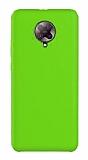Eiroo Lansman Xiaomi K30 Pro Yeşil Silikon Kılıf