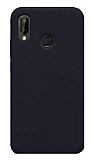 Eiroo Lansman Xiaomi Redmi 7 Lacivert Silikon Kılıf