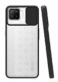 Eiroo Lens Series Oppo A73 Siyah Silikon Kılıf