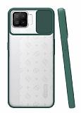 Eiroo Lens Series Oppo A73 Yeşil Silikon Kılıf
