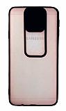 Eiroo Lens Series Samsung Galaxy J7 Prime Siyah Silikon Kılıf