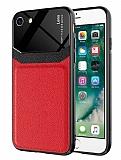 Eiroo Harbor iPhone 7 / 8 Kırmızı Silikon Kılıf