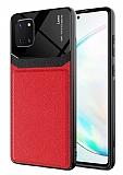Eiroo Harbor Samsung Galaxy Note 10 Lite Kırmızı Silikon Kılıf