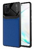 Eiroo Harbor Samsung Galaxy Note 10 Lite Lacivert Silikon Kılıf
