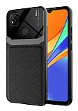 Eiroo Harbor Xiaomi Poco C3 Siyah Silikon Kılıf