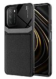 Eiroo Harbor Xiaomi Redmi 9T Siyah Silikon Kılıf