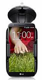 Eiroo LG G2 Siyah Araç Tutucu