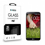 Eiroo LG G2 Tempered Glass Cam Ekran Koruyucu