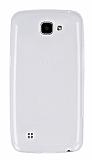 LG K4 Ultra İnce Şeffaf Silikon Kılıf