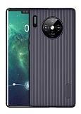 Eiroo Line Huawei Mate 30 Pro Lacivert Silikon Kılıf