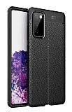 Dafoni Liquid Shield Samsung Galaxy S20 FE Ultra Koruma Siyah Kılıf