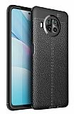 Dafoni Liquid Shield Xiaomi Mi 10T Lite Ultra Koruma Siyah Kılıf