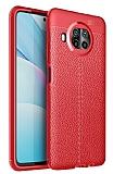 Dafoni Liquid Shield Xiaomi Mi 10T Lite Ultra Koruma Kırmızı Kılıf