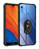 Eiroo Magnetics Huawei Y6S 2019 Ultra Koruma Siyah Kılıf