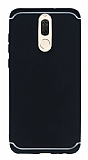 Eiroo Mellow Huawei Mate 10 Lite Siyah Silikon Kılıf
