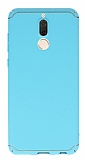 Eiroo Mellow Huawei Mate 10 Lite Mavi Rubber Kılıf