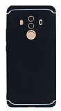 Eiroo Mellow Huawei Mate 10 Pro Siyah Silikon Kılıf