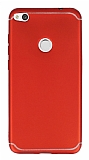 Eiroo Mellow Huawei P9 Lite 2017 Kırmızı Silikon Kılıf