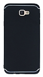 Eiroo Mellow Samsung Galaxy J7 Prime Siyah Silikon Kılıf