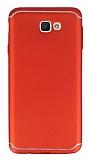 Eiroo Mellow Samsung Galaxy J7 Prime Kırmızı Silikon Kılıf
