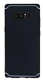 Eiroo Mellow Samsung Galaxy Note 8 Siyah Silikon Kılıf
