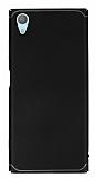 Eiroo Mellow Sony Xperia XA1 Plus Siyah Rubber Kılıf