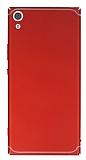 Eiroo Mellow Sony Xperia XA1 Ultra Kırmızı Rubber Kılıf