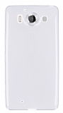 Microsoft Lumia 950 Ultra İnce Şeffaf Silikon Kılıf