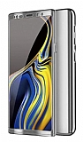 Eiroo Mirror Protect Fit Samsung Galaxy Note 10 360 Derece Koruma Silver Kılıf