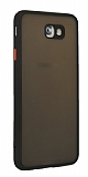Eiroo Montre Samsung Galaxy J7 Prime Ultra Koruma Siyah Kılıf