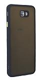 Eiroo Montre Samsung Galaxy J7 Prime Ultra Koruma Lacivert Kılıf