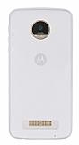 Eiroo Motorola Moto Z Play Ultra İnce Şeffaf Silikon Kılıf