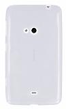 Eiroo Nokia Lumia 625 Ultra �nce �effaf Silikon K�l�f