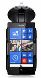 Eiroo Nokia Lumia Serisi Siyah Ara� Tutucu