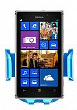 Eiroo Nokia Lumia Serisi Mavi Ara� Tutucu