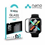 Eiroo Oppo Watch Full Nano Ekran Koruyucu (46 mm)