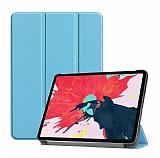 Eiroo iPad 2 / iPad 3 / iPad 4 / Slim Cover Mavi Kılıf