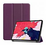 Eiroo iPad 2 / iPad 3 / iPad 4 / Slim Cover Mor Kılıf
