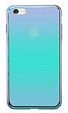 Eiroo Pente iPhone 7 Yeşil Rubber Kılıf