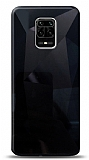 Eiroo Prizma Xiaomi Redmi Note 9 Pro Siyah Rubber Kılıf