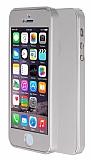 Eiroo Protect Fit 360 iPhone SE / 5 / 5S Tam Koruma Gold K�l�f