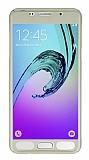 Eiroo Protect Fit Samsung Galaxy A5 2016 360 Derece Koruma Gold Kılıf