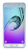 Eiroo Protect Fit Samsung Galaxy A5 2016 360 Derece Koruma Silver K�l�f