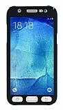 Eiroo Protect Fit Samsung Galaxy J7 360 Derece Koruma Siyah Kılıf