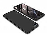 Eiroo Protect Fit Huawei Y5 2018 360 Derece Koruma Siyah Rubber Kılıf