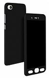 Eiroo Protect Fit Xiaomi Mi 5s 360 Derece Koruma Siyah Rubber Kılıf