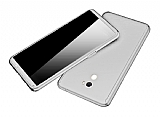 Eiroo Protect Fit Xiaomi Mi Mix 2 360 Derece Koruma Silver Rubber Kılıf