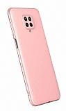 Eiroo Protect Fit Xiaomi Redmi Note 9S 360 Derece Koruma Rose Gold Rubber Kılıf